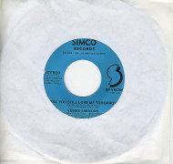 "Vessie Simmons Vinyl 7"" (Used)"