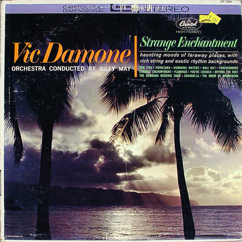"Vic Damone Vinyl 12"" (Used)"