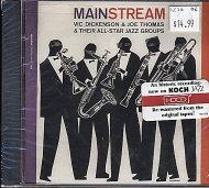 Vic Dickenson & Joe Thomas & Their All-Star Jazz Groups CD