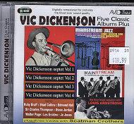 Vic Dickenson CD