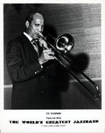 Vic Dickenson Promo Print
