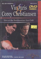 Vic Juris & Corey Christiansen DVD
