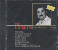 Vic Lewis CD