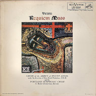 "Victoria Requiem Mass Vinyl 12"" (Used)"