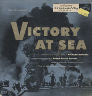 "Victory At Sea Vinyl 7"" (Used)"