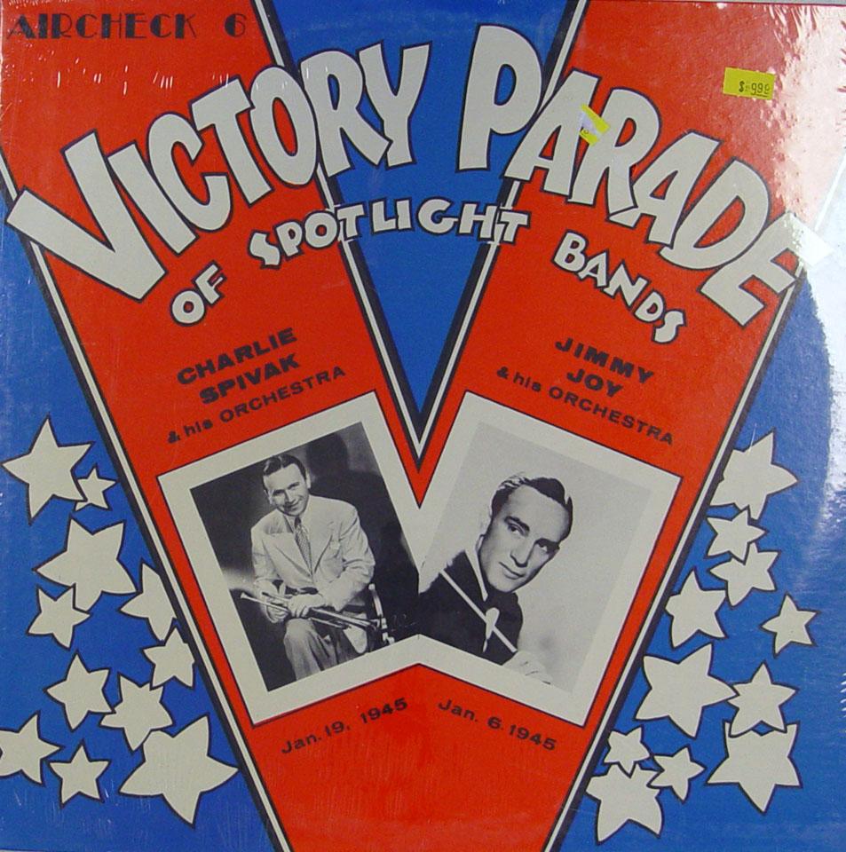 """Victory Parade Of Spotlight Bands Vinyl 12"""" (New)"""