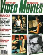 Video Movies Magazine December 1984 Magazine