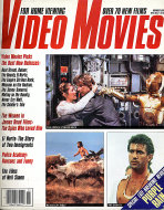 Video Movies Vol. 1 No. 9 Magazine