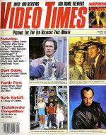 Video Times Vol. 1 No. 1 Magazine