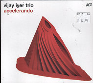 Vijay Iyer Trio CD