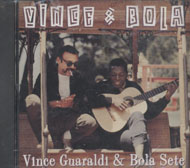 Vince Guaraldi & Bola Sete CD