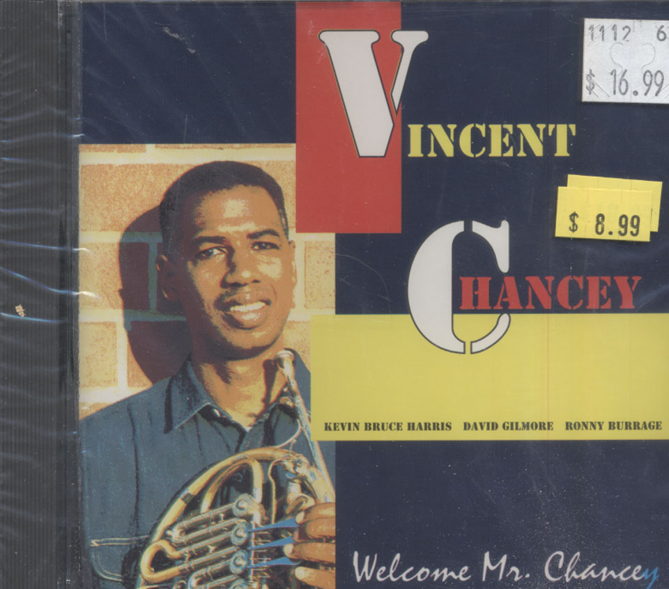 Vincent Chancey CD