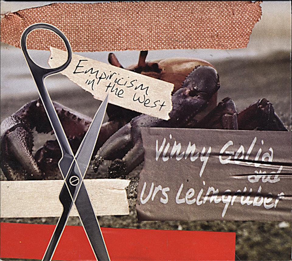 Vinny Golia And Urs Leimgruber CD