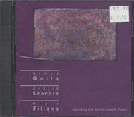 Vinny Golia CD