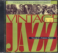Vintage Jazz: Volume 4 CD