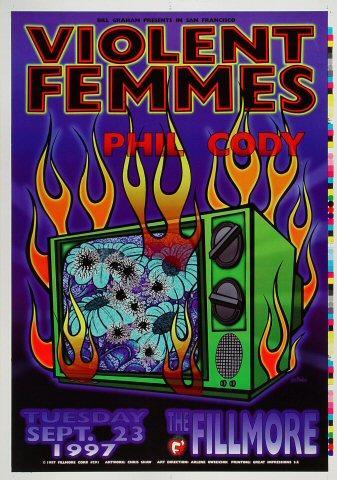 Violent Femmes Proof