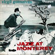 """Virgil Gonzalves Big Band Plus Six Vinyl 12"""" (New)"""