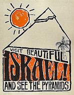 Visit Beautiful Israel Poster