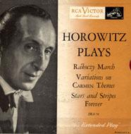"Vladimir Horowitz Vinyl 7"" (Used)"