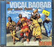 Vocal Baobab CD