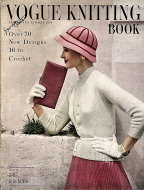 Vogue Knitting Book Magazine