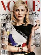 Vogue Magazine January 2014 Magazine