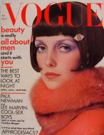 Vogue Magazine October 1971 Magazine