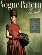 Vogue Magazine Pattern Book December 1945 Magazine