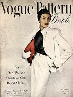Vogue Pattern Book Magazine