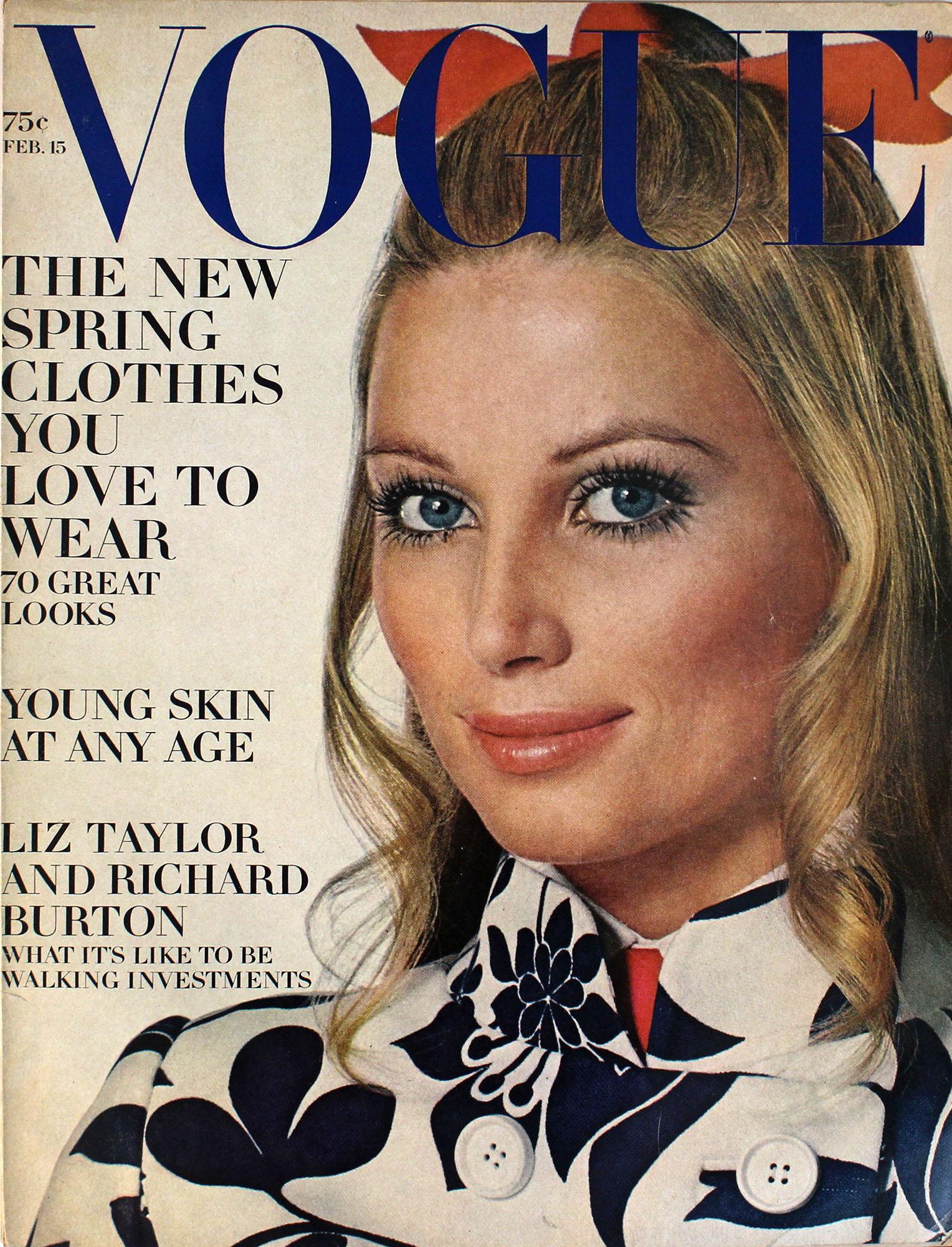 Vogue Vol. 153 No. 4