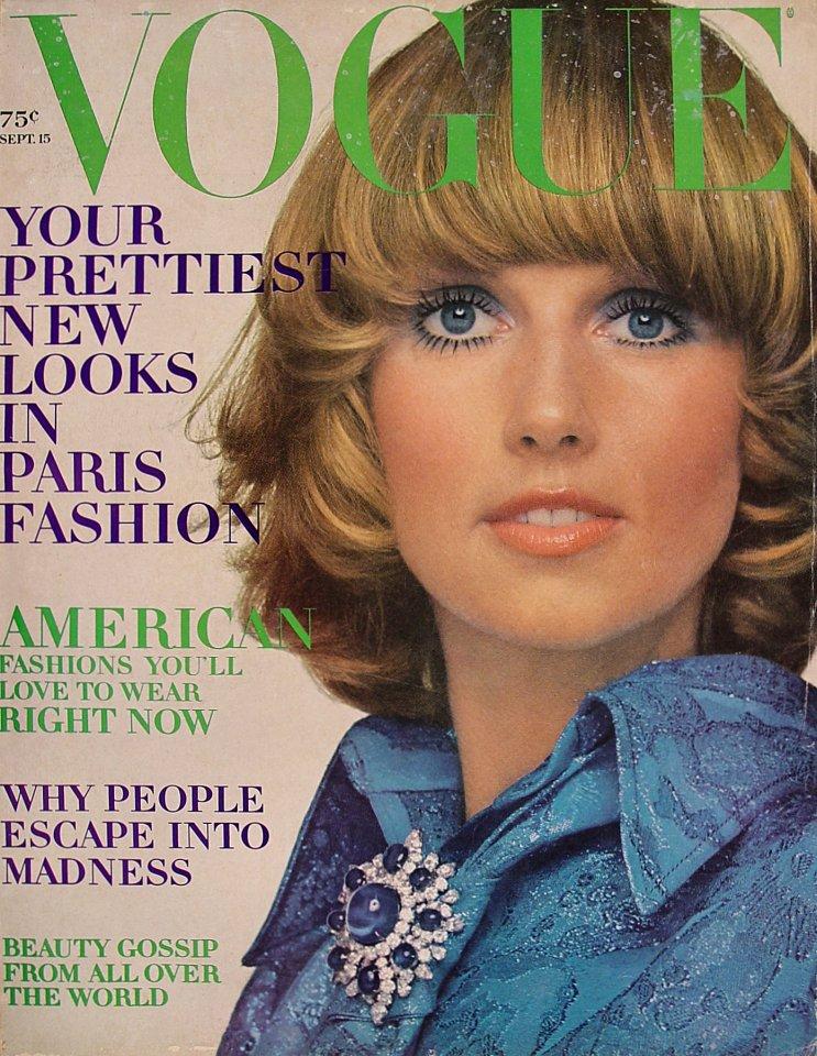 Vogue Vol. 154 No. 5