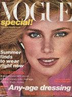 Vogue Vol. 169 No. 6 Magazine