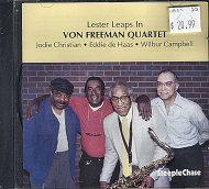 Von Freeman Quartet CD