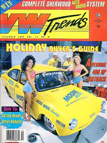 VW Trends Vol. 11 No. 12 Magazine