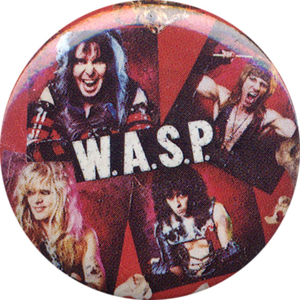 W.A.S.P. Pin