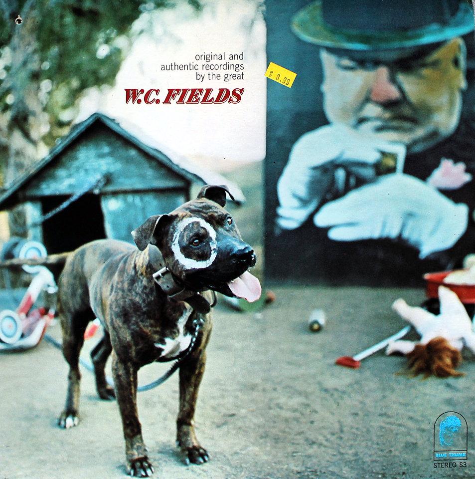 "W.C. Fields Vinyl 12"" (Used)"