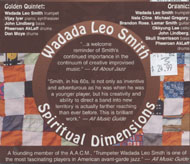 Wadada Leo Smith CD