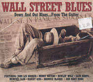 Wall Street Blues CD