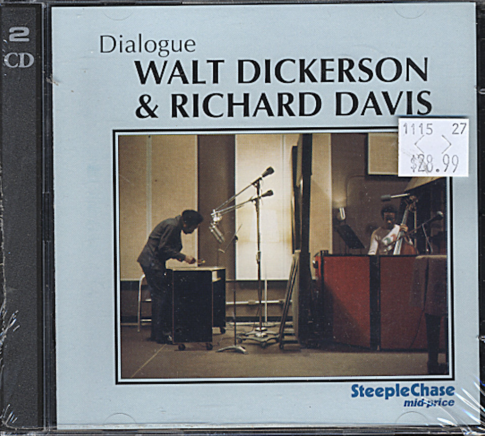 Walt Dickerson & Richard Davis CD