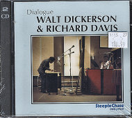 Walt Dickerson & Richard Davis CD