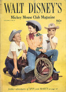 Walt Disney's Mickey Mouse Club Vol. II No. 3 Magazine