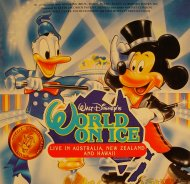 Walt Disney's World on Ice Program
