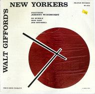 "Walt Gifford's New Yorkers Vinyl 12"" (New)"
