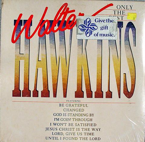 "Walter Hawkins Vinyl 12"" (New)"