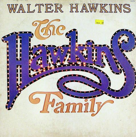 "Walter Hawkins Vinyl 12"" (Used)"