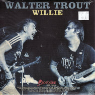 "Walter Trout Vinyl 7"" (New)"