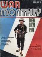 War Monthly No. 5 Magazine