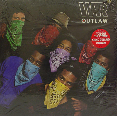 "War Vinyl 12"" (Used)"