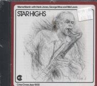 Warne Marsh Quartet CD