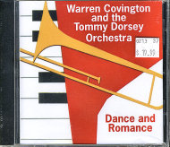 Warren Covington / Tommy Dorsey Orchestra CD